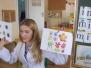 Biedronki poznają pracę lekarza i dziękują mamie Kubusia Partyńskiego za przekazanie wiadomości