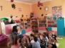 Cała Polska Czyta Dzieciom - odwiedziny pani Malwinki w grupie Biedronek