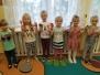 Dzień dziewczynek w grupie Żabki