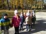 Jesienny spacer - Jeżyki