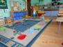 Jeżyki uczą się kolorów i rozwijają sprawność fizyczną