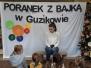 Poranek z Bajką w Guzikowie