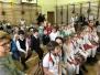 Świąteczne przedsztawienie połączone ze wspólnym kolędowaniem w Szkole Nr 3