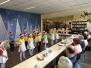 Występ przedszkolaków w Bibliotece Miejskiej dla seniorów