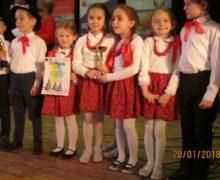 Sukcesy na Międzygminnym Festiwali Kolęd