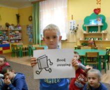 Bookcrossing w przedszkolu
