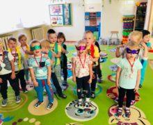 Motylki świętują Dzień Przedszkolaka