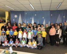 Występ przedszkolaków w Bibliotece Miejskiej