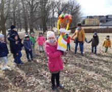 Powitanie wiosny w naszym przedszkolu